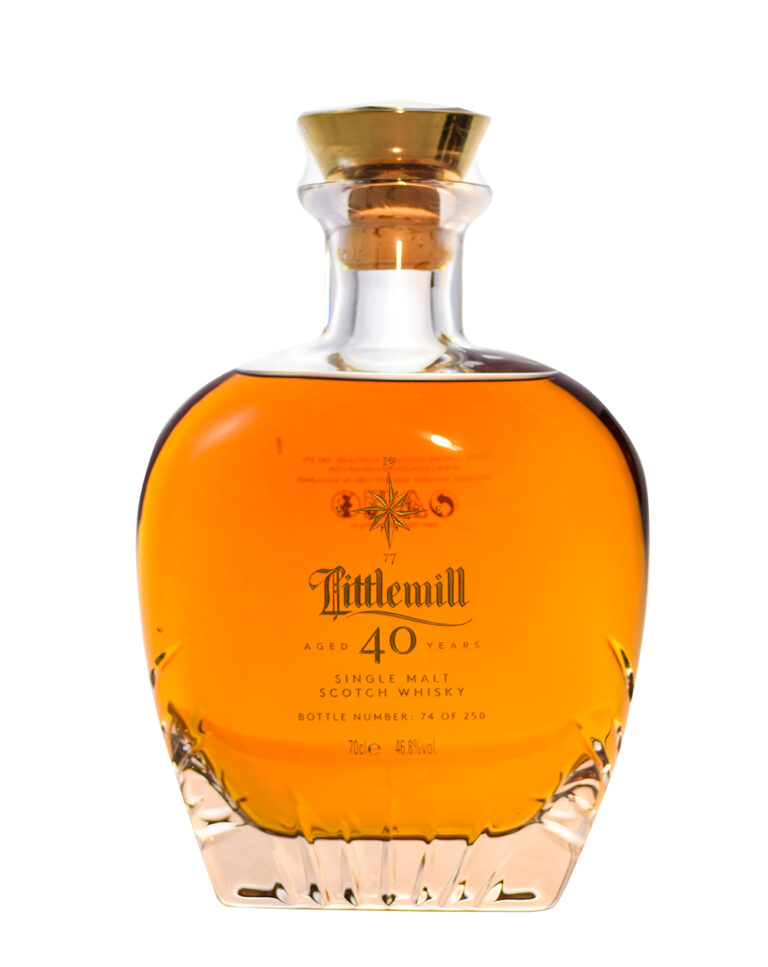 Littlemill Celestial Edition (40 Years Old) Musthave Malts