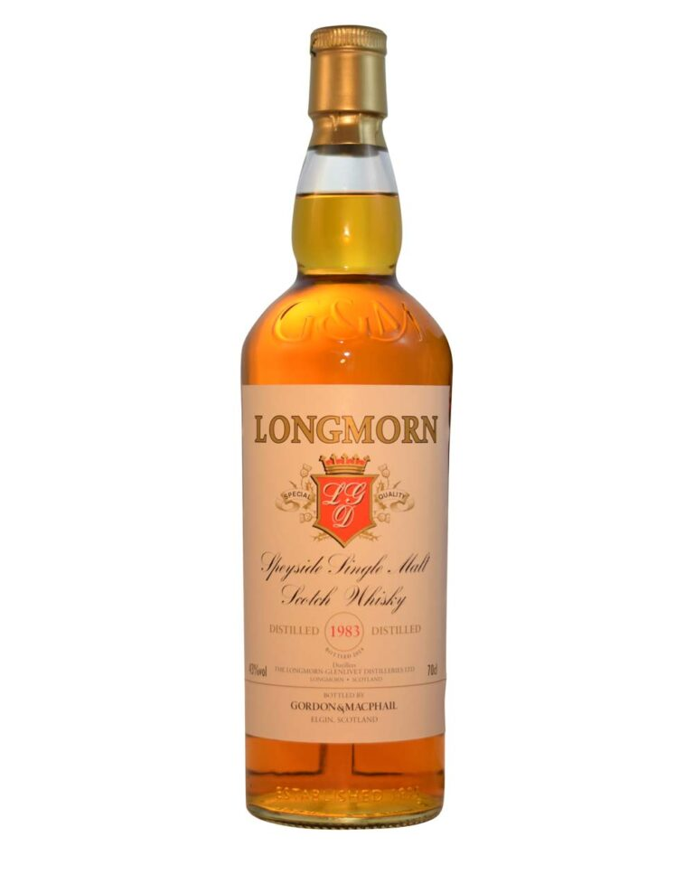 Longmorn 1983 - 2014 Gordon and Macphail Musthave Malts MHM