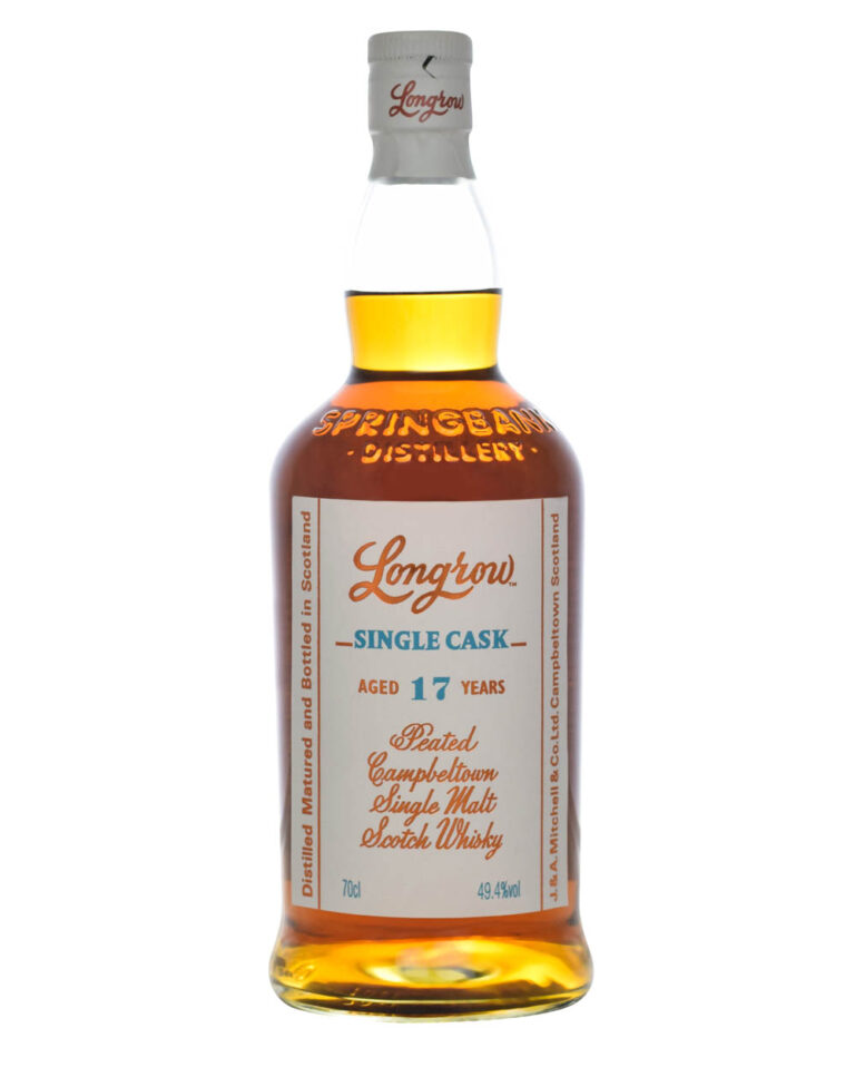 Longrow 17 Years Old Single Cask 49.4 Musthave Malts MHM