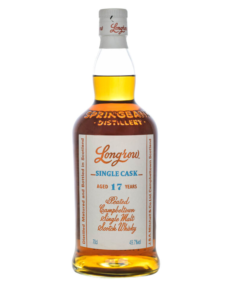 Longrow 17 Years Old Single Cask 49.7 Musthave Malts MHM