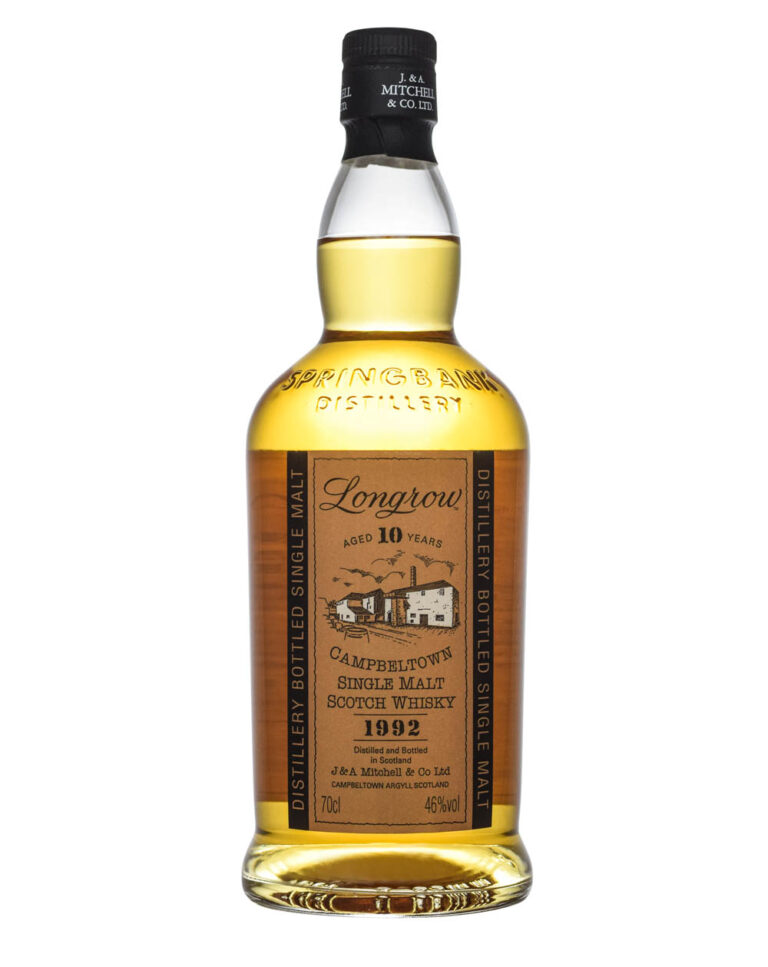Longrow 1992 10 Years Old Musthave Malts MHM