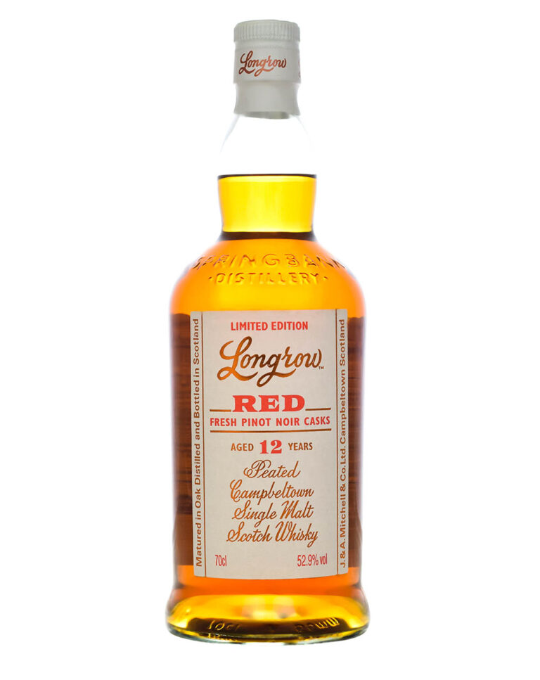 Longrow Red 12 Years Old 52.9% Musthave Malts MHM