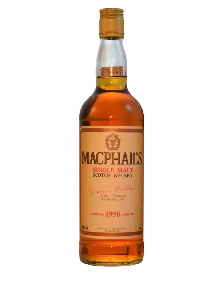 MacPhail's 1950 - 1994 Musthave Malts MHM