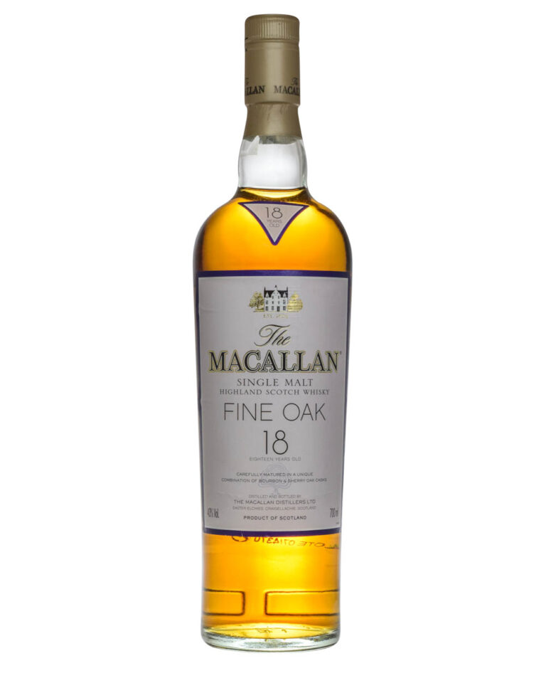 Macallan 18 Years Old Fine Oak 2000s Musthave Malts MHM