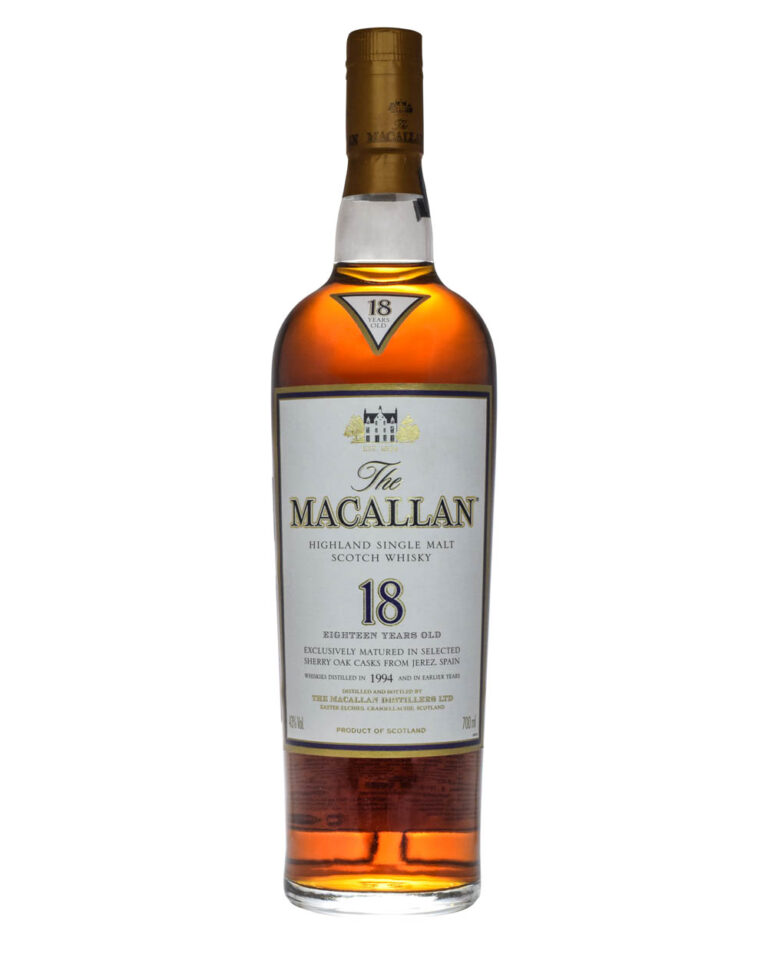 Macallan 18 Years Old Sherry Oak 1994 Musthave Malts MHM