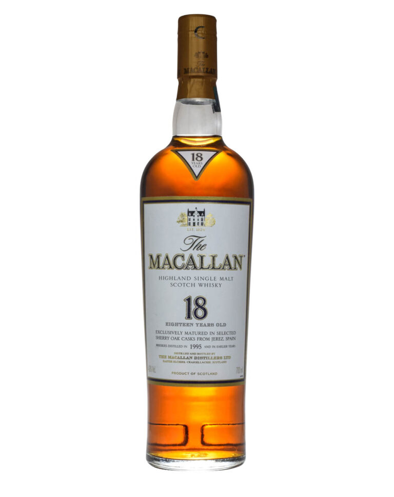 Macallan 18 Years Old Sherry Oak 1995 Musthave Malts MHM