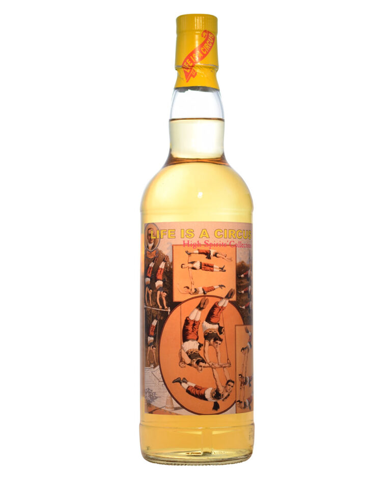 Macallan 1993 HSC – Life is a Circus (21 Years Old) Musthave Malts MHM