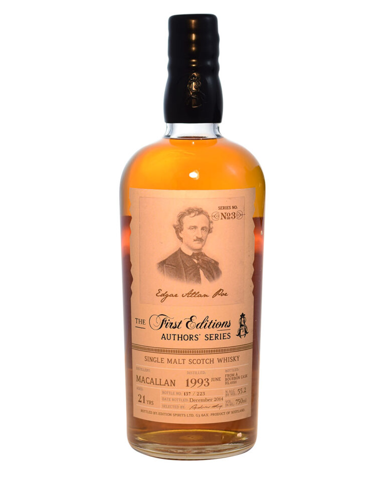 Macallan 1993 The First Editions - Authors' Series (21 Years Old) Musthave Malts MHM