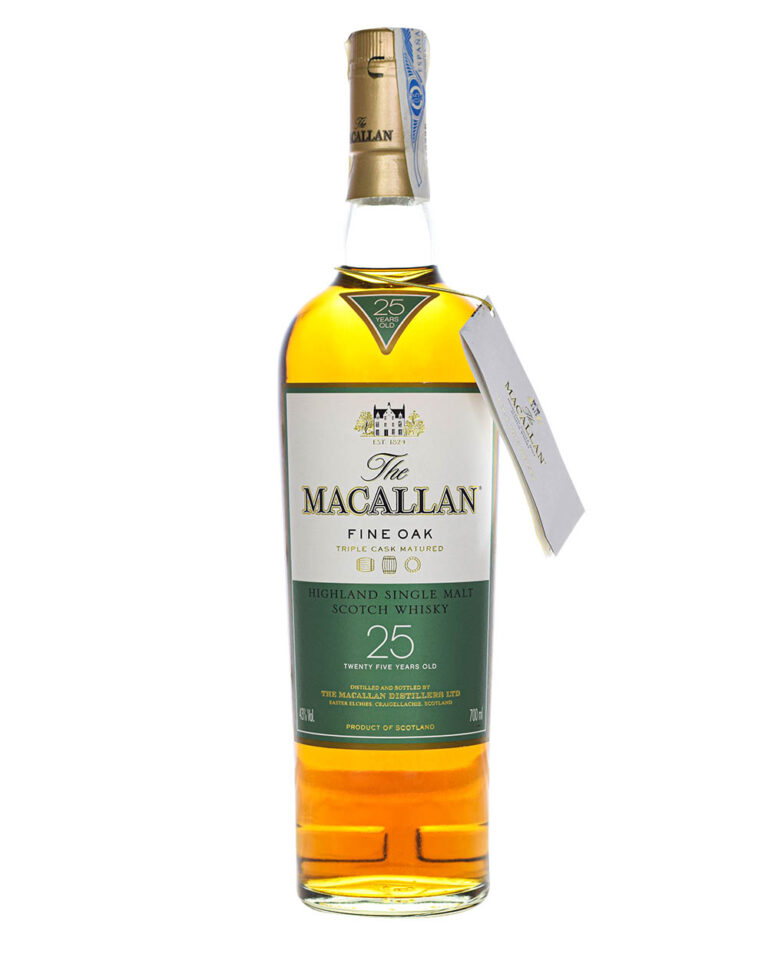 Macallan 25 Years Old Fine Oak Musthave Malts MHM