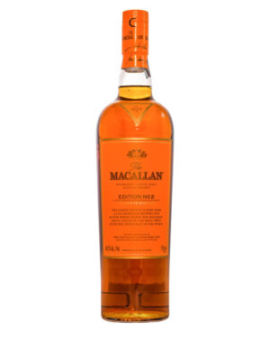Macallan Edition No. 2 Musthave Malts MHM