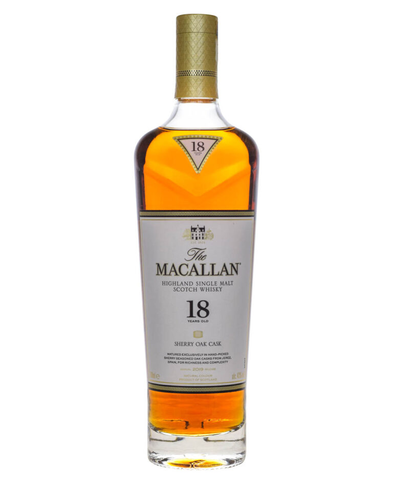Macallan Sherry Oak 18 Years Old 2019 Musthave Malts MHM
