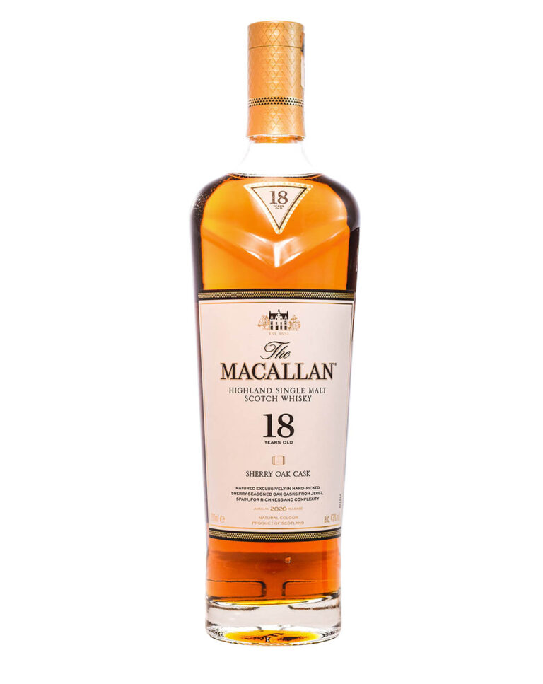 Macallan Sherry Oak 2020 (18 Years Old) Musthave Malts MHM 2