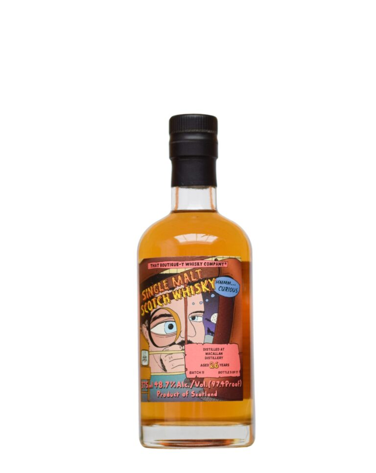 Macallan TBWC Batch 11 (26 Years Old) Musthave Malts MHM