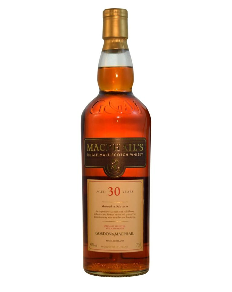 Macphail's 30 Years Old Musthave Malts MHM