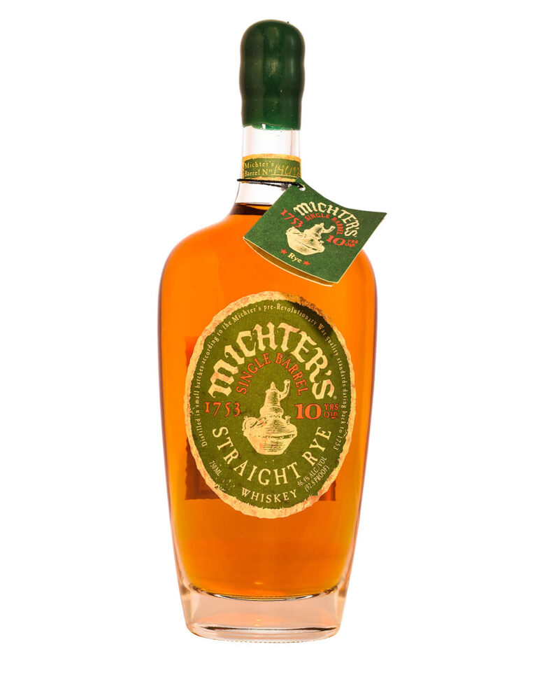 Michter's Straight Rye 2014 (10 Years Old) Musthave Malts MHM