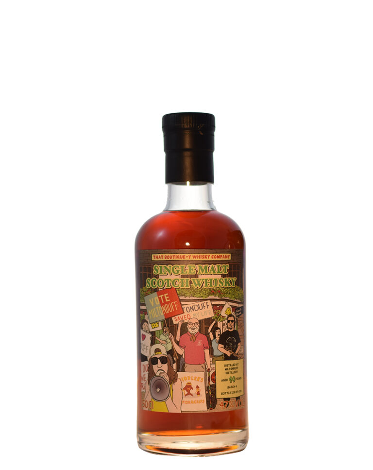Miltonduff TBWC Batch 4 (40 Years Old) Musthave Malts MHM