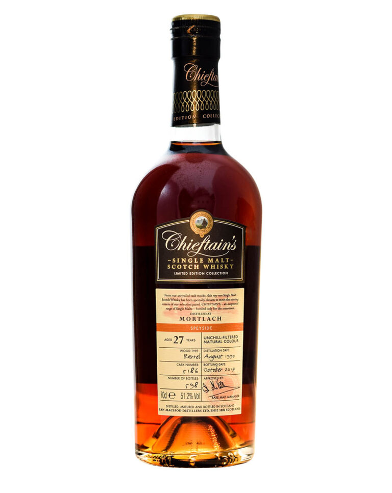 Mortlach 1990 Chieftain's (27 Years Old) Musthave Malts MHM Pro