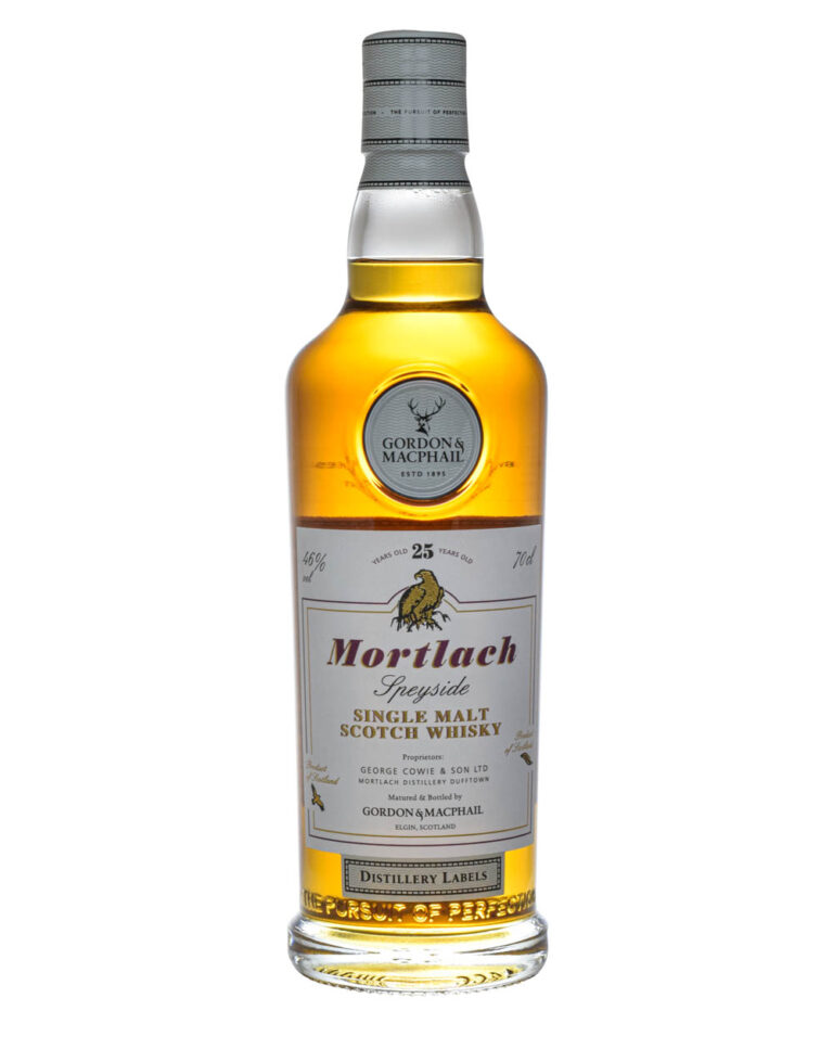 Mortlach 25 Years Old Gordon & Macphail Distillery Labels Musthave Malts MHM