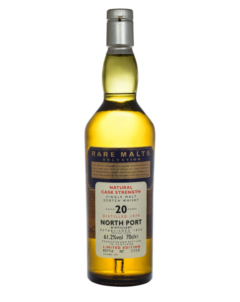 North Port 1979 Rare Malts Collection 20 Years Old Musthave Malts MHM