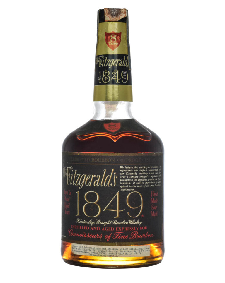 Old Fitzgerald 8 Years Old 1849 1976 Musthave Malts MHM