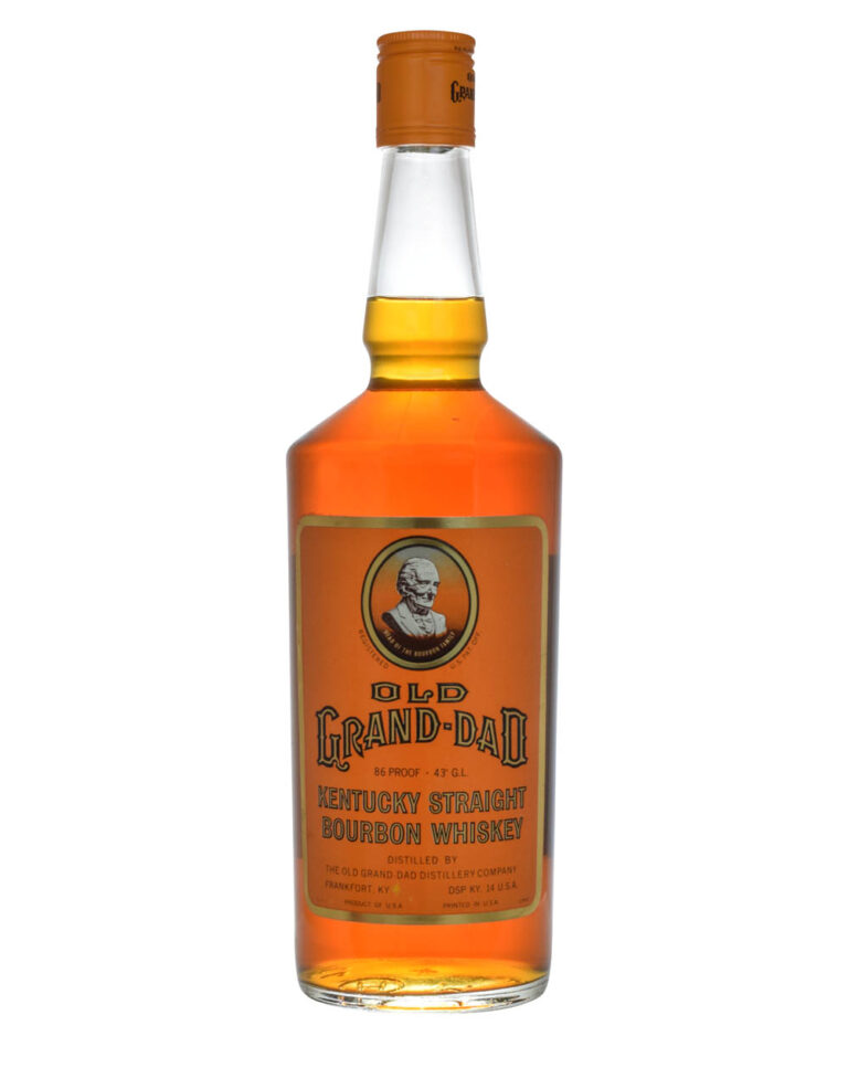 Old Grand-Dad 1973 Musthave Malts MHM