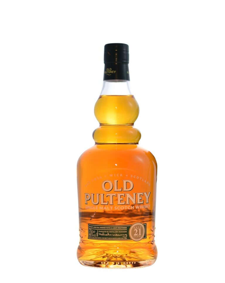 Old Pulteny 21 Years Old Musthave Malts MHM