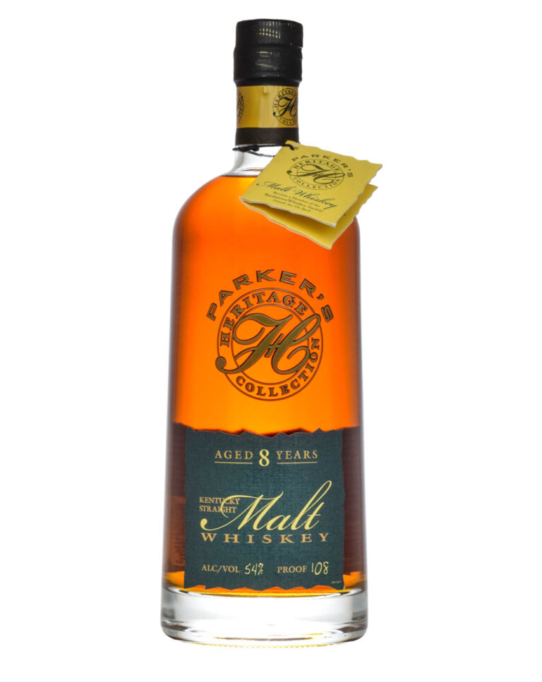 Parker's Heritage 8 Years Old Musthave Malts MHM