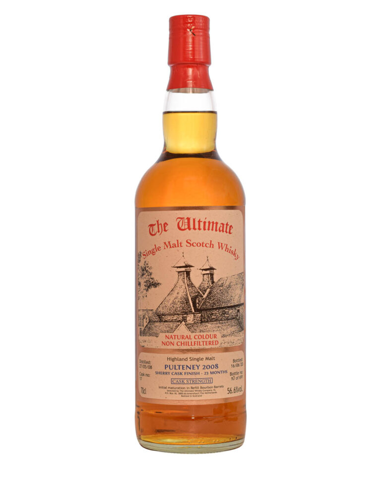 Pulteny 2008 The Ultimate (12 Years Old) Musthave Malts MHM