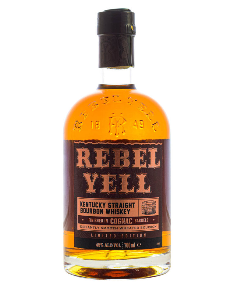 Rebel Yell 2020 Limited Edition Cognac Barrels Musthave Malts MHM