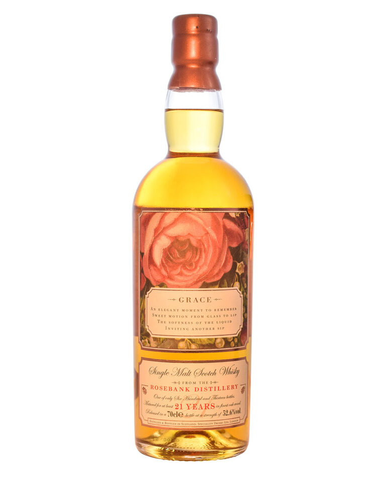 Rosebank The Roses Edition IV – Grace (21 Years Old) Musthave Malts MHM