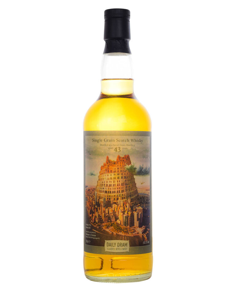 Single Grain Scotch Whisky 43 Years Old 1976 Daily Dram Classics With A Twist Musthave Malts MHM
