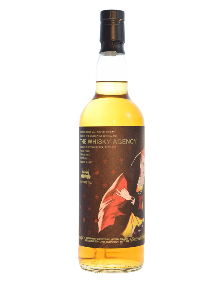 Speyside 1973 TWA (44 Years Old) Musthave Malts MHM