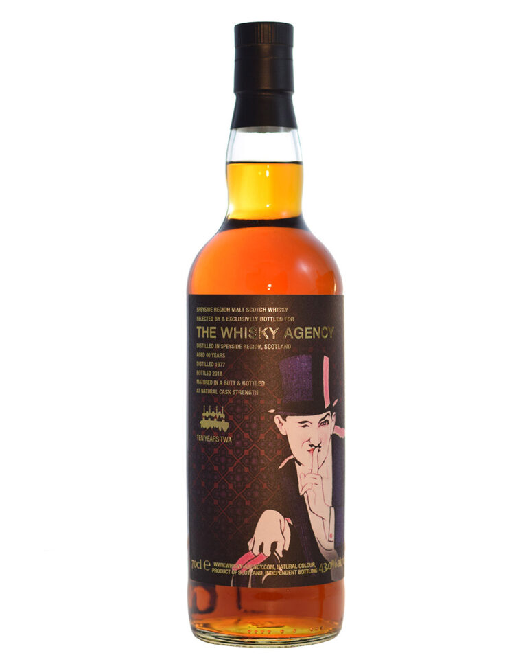 Speyside 1977 TWA (40 Years Old) Musthave Malts MHM