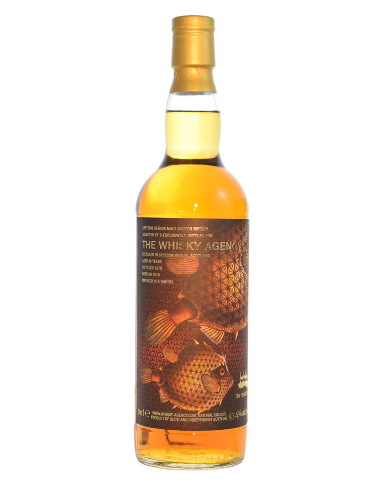 Speyside 1979 TWA (38 Years Old) Musthave Malts MHM