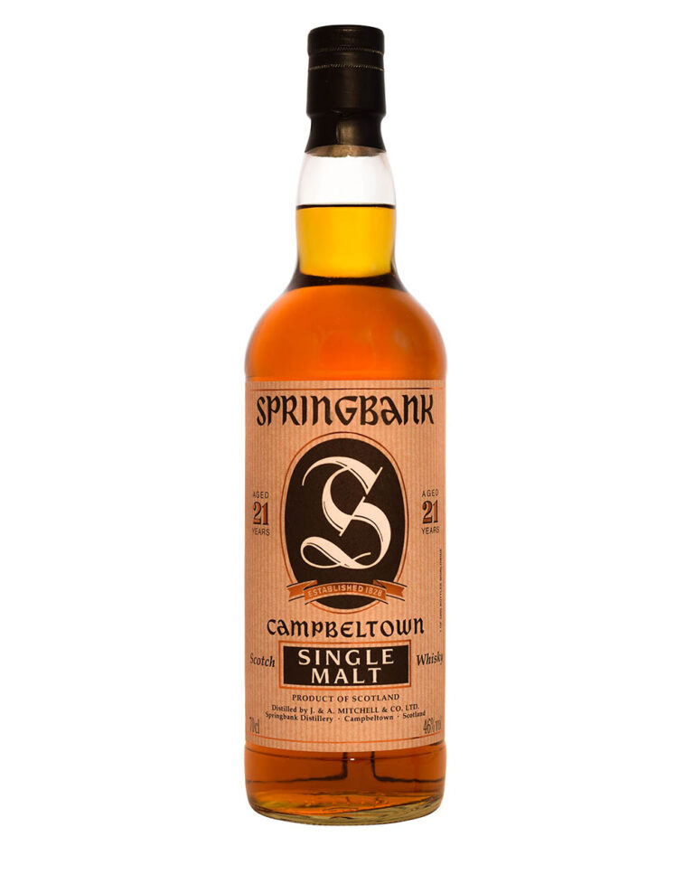 Sprinbank 21 Years Old Musthave Malts MHM