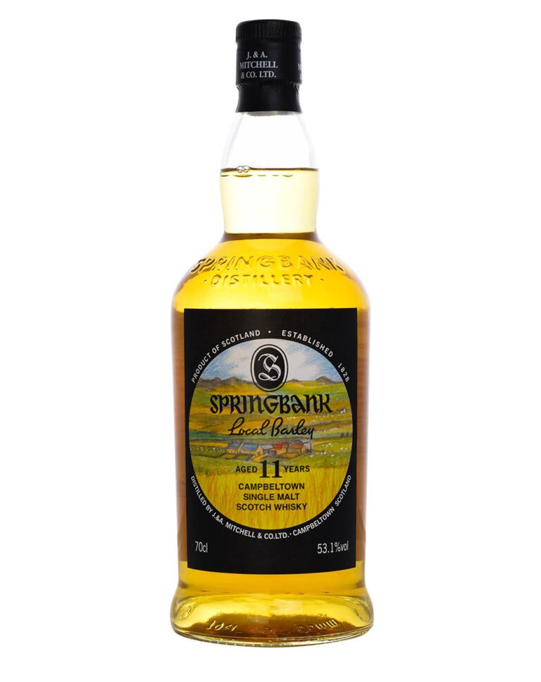 Springbank 11 Years Old Local Barley Musthave Malts MHM