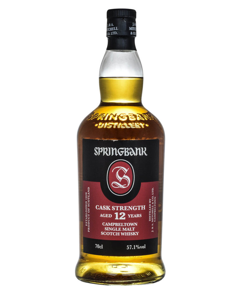 Springbank 12 Years Old Cask Strength Batch 19 Musthave Malts MHM