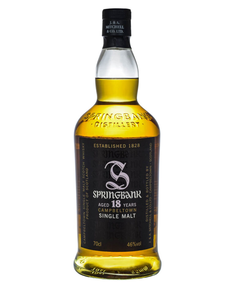 Springbank 18 Years Old Musthave Malts MHM