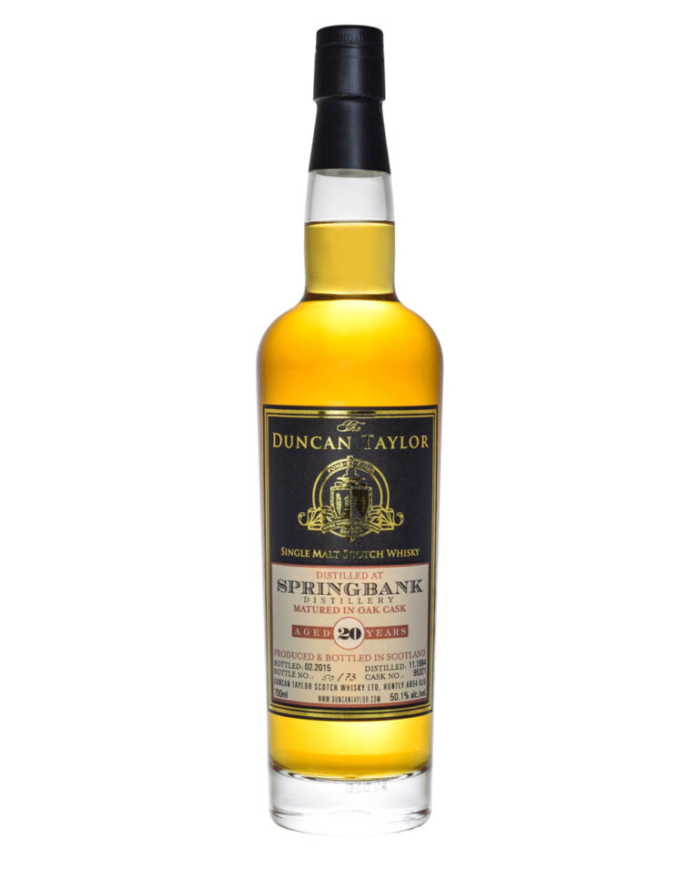 Springbank 1994 Duncan Taylor 20 Years Old #95321 Musthave Malts MHM