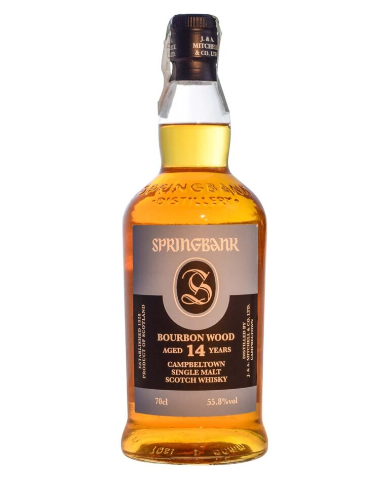 Springbank 2002 Bourbon Wood (14 Years Old) Musthave Malts MHM copy