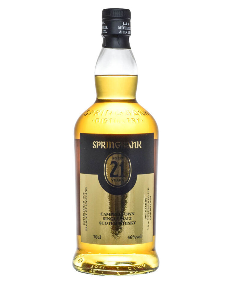 Springbank 21 Years Old 2013 Musthave Malts MHM