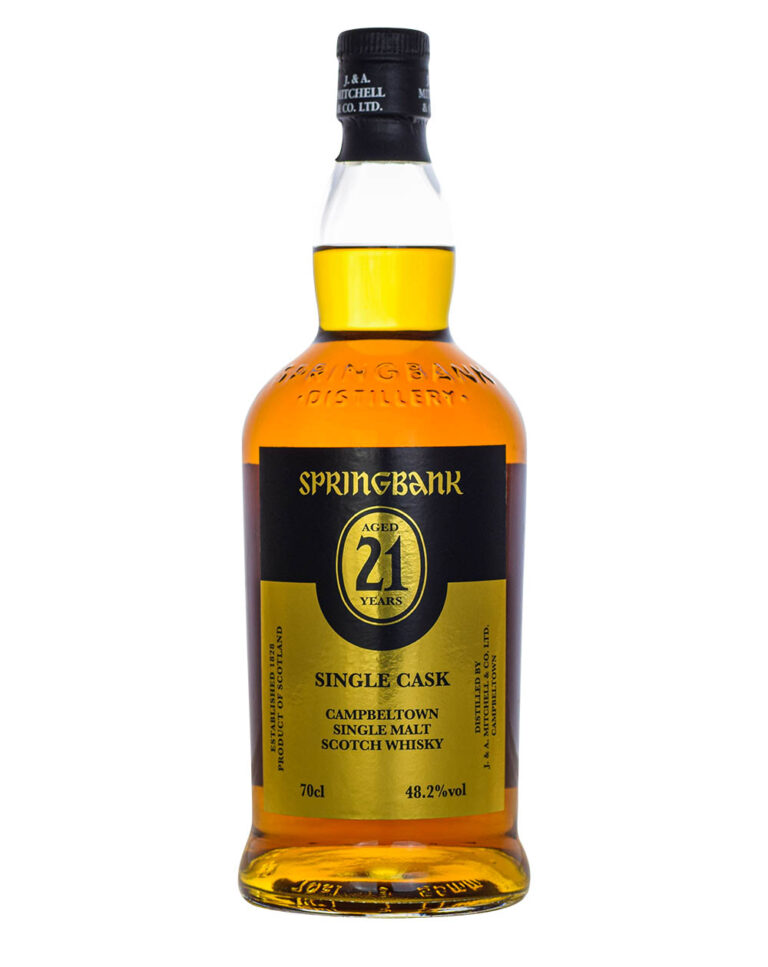Springbank 21 Years Old Single Cask Musthave Malts MHM