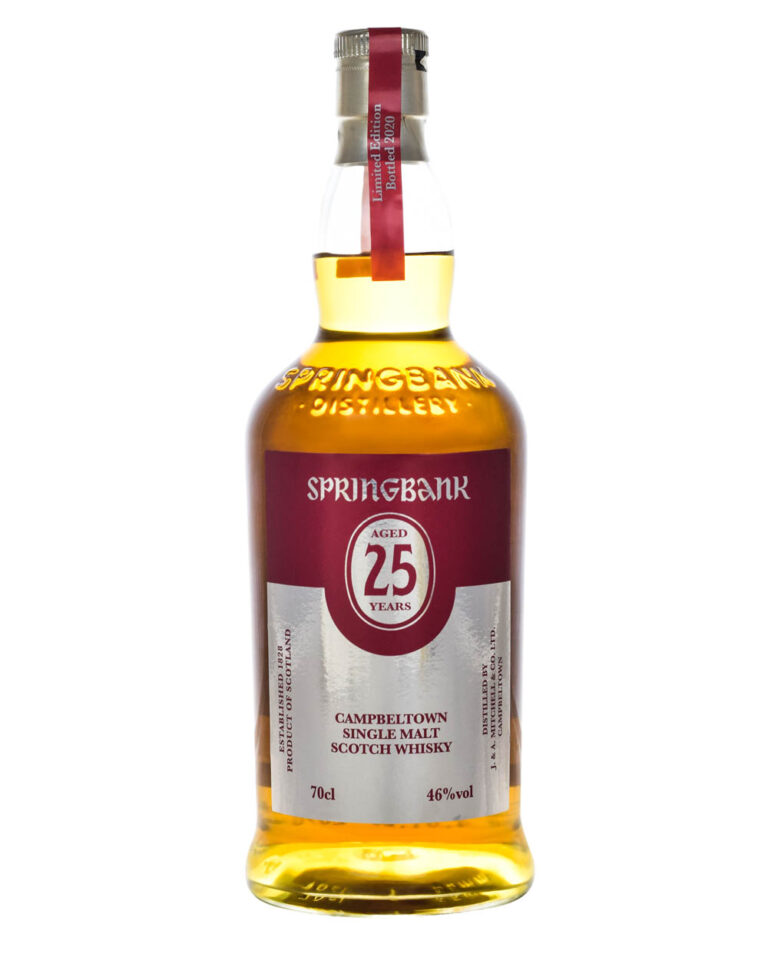 Springbank 25 Years Old Musthave Malts MHM