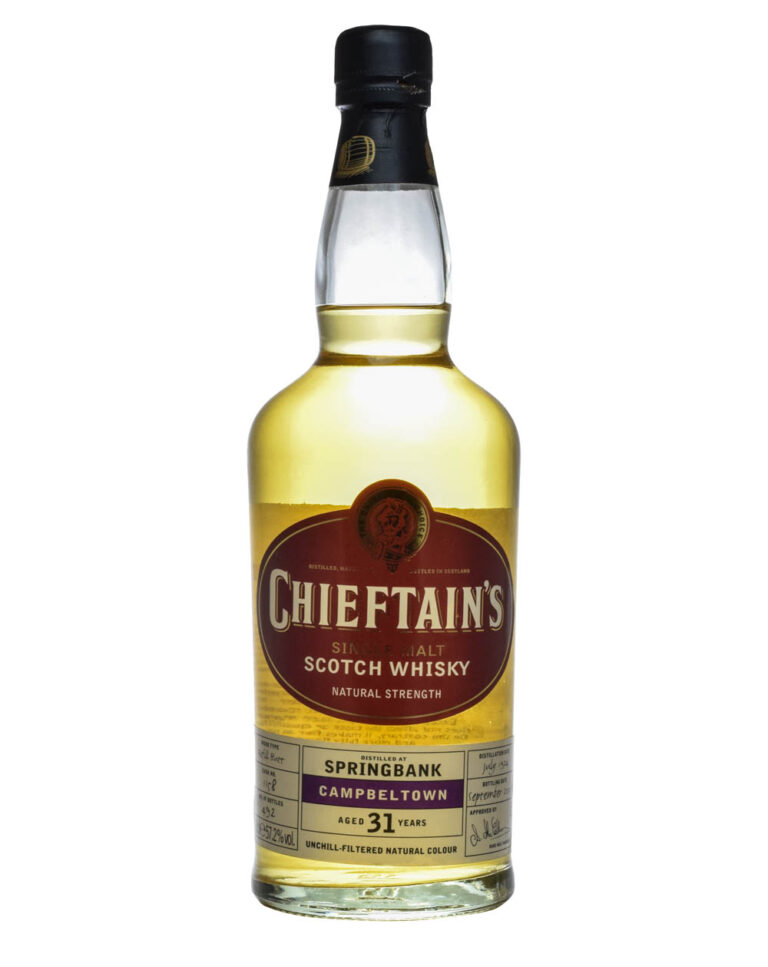 Springbank 31 Years Old Chieftain's 1974 Musthave Malts MHM