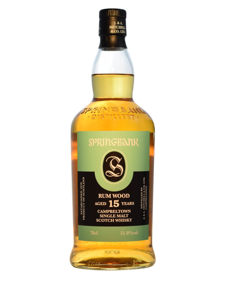 Springbank Rum Wood (15 Years Old) Musthave Malts MHM