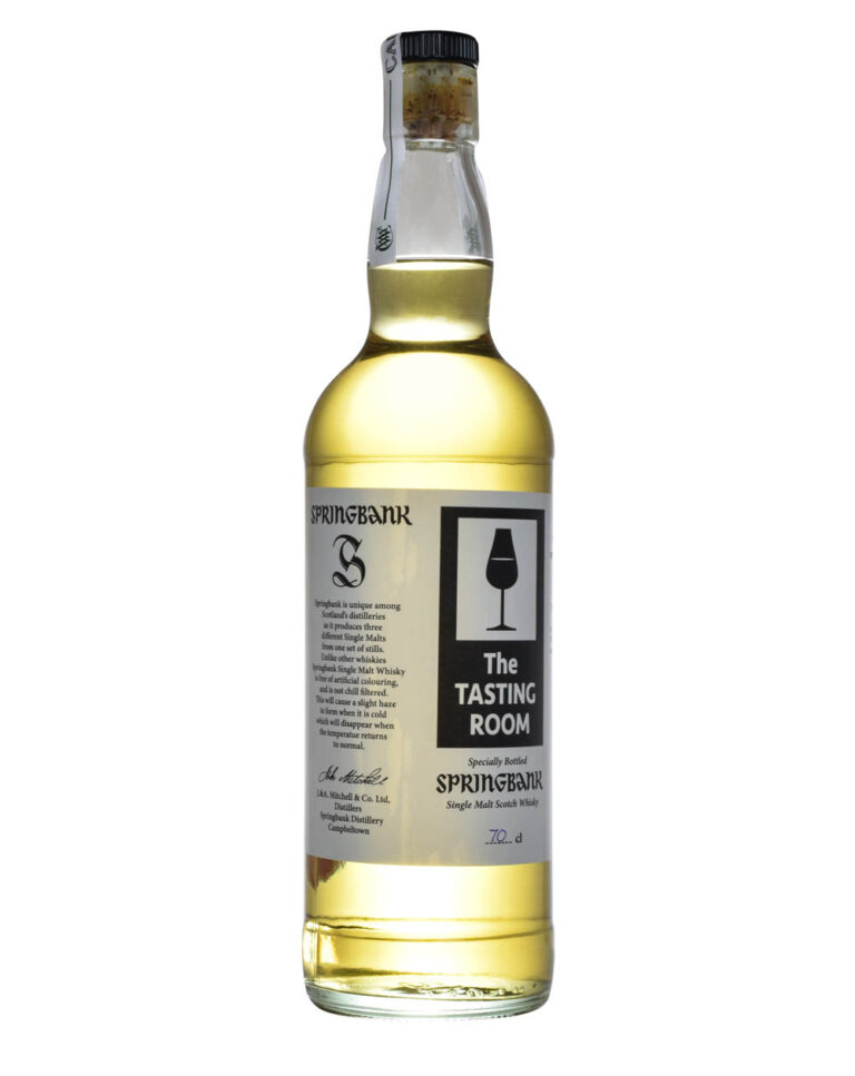 Springbank The Tasing Room 2021 L Musthave Malts MHM