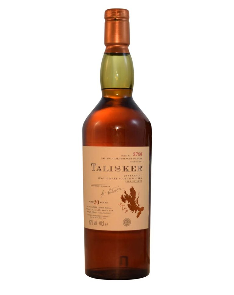 Talisker 1981 - 2002 20 Years Old Gold Seal Musthave Malts MHM