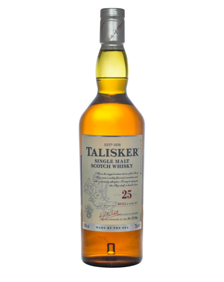 Talisker 25 Years Old 2017 Musthave Malts MHM