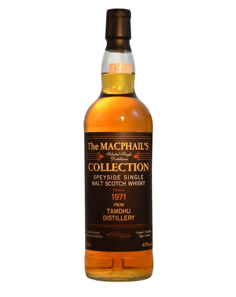 Tamdhu 1971- 2011 The Macphails Collection Gordon and Macphail Musthave Malts MHM