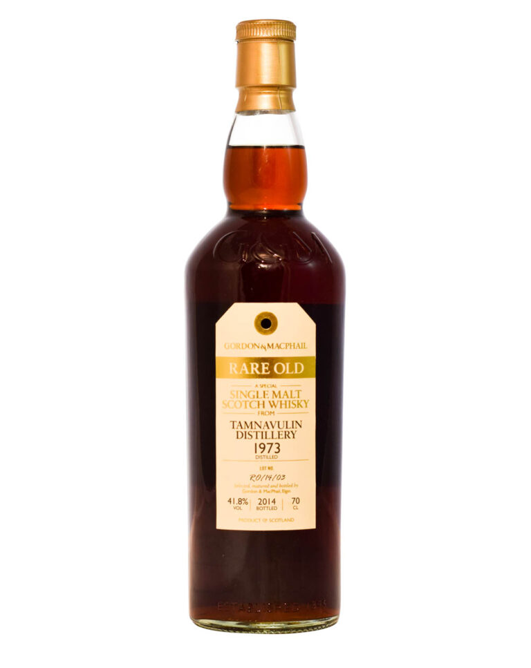 Tamnavulin 1973 Gordon & Macphail Rare Old (41 Years Old) Musthave Malts MHM